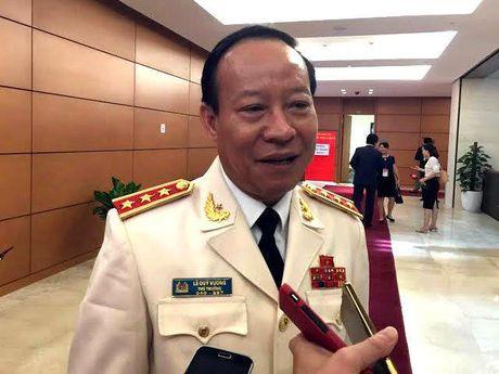 Tuong cong an: Vu Giang Kim Dat la dien hinh tham nhung, rua tien - Anh 1