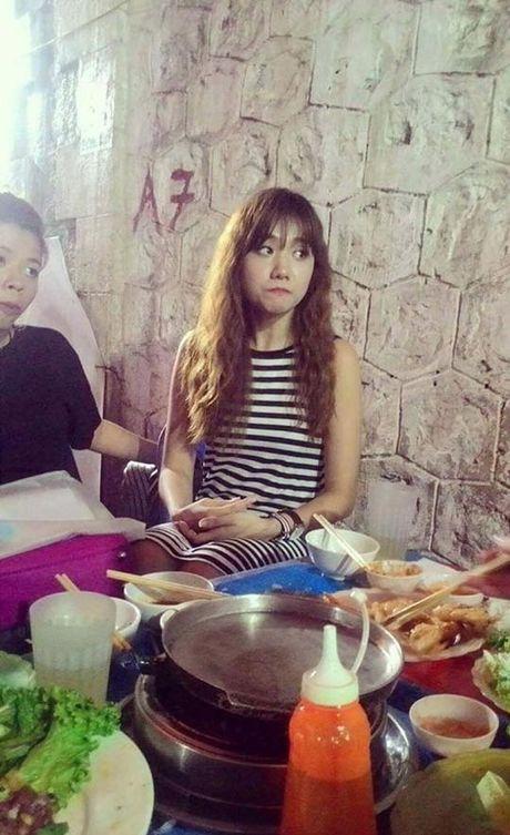 Ban gai Tran Thanh khien dan tinh 'dung hinh' vi anh chup trom - Anh 6