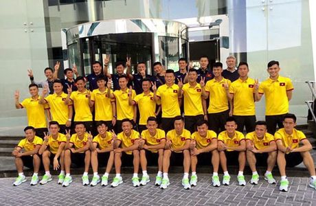 U19 Viet Nam doat ve du World Cup: Nhung nguoi dam uoc mo - Anh 1