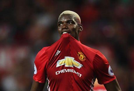 Chuyen dong MU: Pogba xuat sac hon mua truoc, Mourinho khuyen Rooney ra di - Anh 1