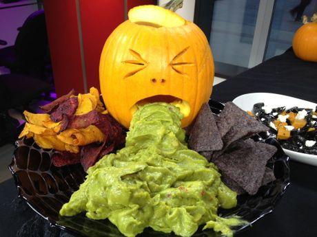 Nhung mon an Halloween tuy ngon nhung nhin khiep hon - Anh 8