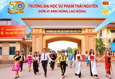 Truong DH Su pham Thai Nguyen moi gap mat nhan Ki niem 50 Ngay thanh lap - Anh 1