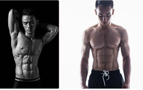 Chang trai gay go hoa 6 mui vam vo sau 3 nam tap gym - Anh 2
