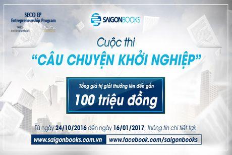 Chinh thuc phat dong cuoc thi 'Startup Stories – Cau chuyen khoi nghiep' - Anh 1