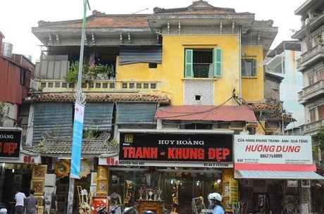 Cu dan biet thu co 65 Nguyen Thai Hoc nom nop lo so sau dam chay - Anh 1