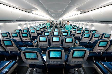 Vietnam Airlines dan dau Chau A ve dich vu hang Pho thong - Anh 2