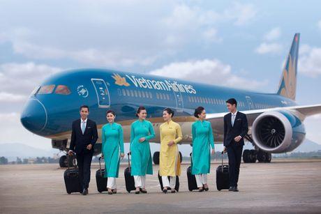 Vietnam Airlines dan dau Chau A ve dich vu hang Pho thong - Anh 3