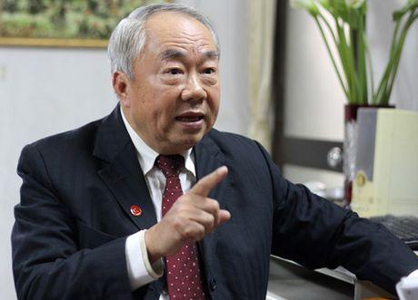 Vu ong Vu Huy Hoang: Khong nen quan niem 'ha canh la an toan' - Anh 1