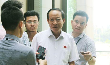 Thuong tuong Le Quy Vuong: Moi vu an ngan hang, tai lieu nang hang ta - Anh 1