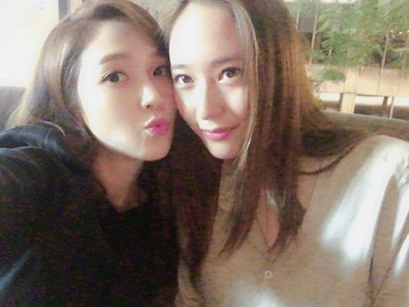 Sao Han 25/10: Jessica nhi nhanh ben Krystal, Bora khoe dui khoe khoan - Anh 4