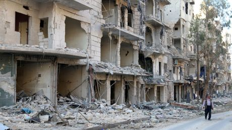 Tinh hinh Syria: Nga bac bo lenh ngung ban moi o Aleppo - Anh 1