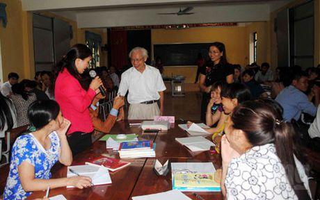 Phan bien GS.Ho Ngoc Dai (5): Hoc pho thong den bao nhieu tuoi la hop ly? - Anh 2