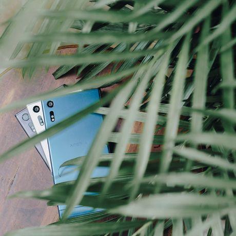 Xperia XZ – chien binh manh me cua Sony - Anh 1