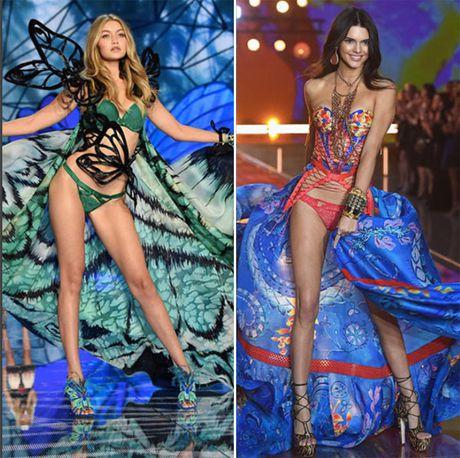 Show dien noi y Victoria's Secret 2016 se dien ra tai Phap - Anh 7