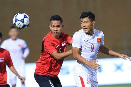Ban tin The thao: U19 Viet Nam mat 'chien tuong' trong tran gap U19 Nhat Ban - Anh 1