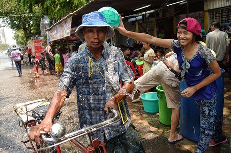 Nguoi Myanmar hao phong nhat the gioi - Anh 1