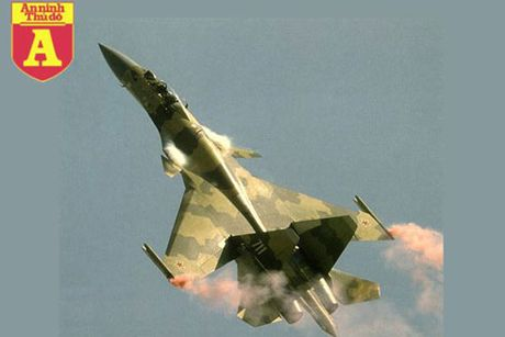 Su tro lai bau troi cua 'ke huy diet' Su-37 - Anh 1