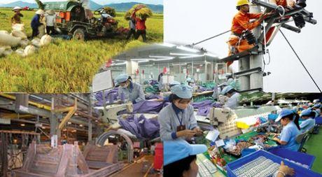 Bloomberg: Van de cua kinh te Viet Nam la tang truong ve dai han - Anh 1