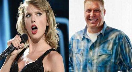 Taylor Swift phan uat vi bi sam so vong 3 o chon dong nguoi - Anh 1