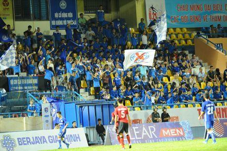 U.21 Quang Ninh 1-0 U.21 Long An: Thang nhoc nhan vi lo nhieu co hoi - Anh 2
