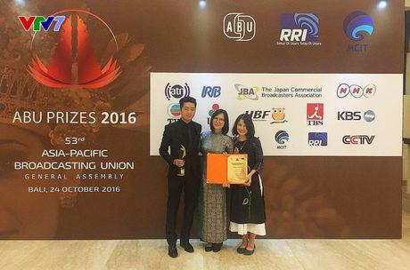 Phim tai lieu 'Duong toi truong' gianh giai dac biet tai ABU Prizes 2016 - Anh 2