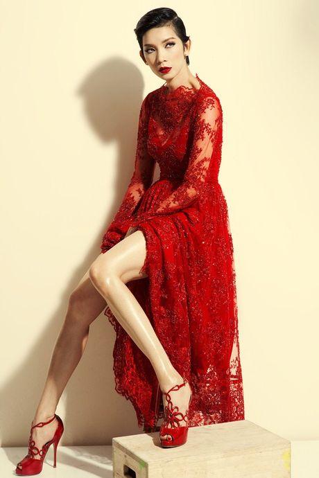 """Nhieu chan dai dinh dam se xuat hien tai buoi casting """"Vietnam Designer Fashion Week"""" mua 3 - Anh 5"""