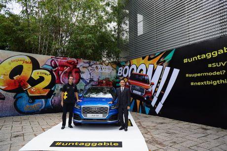 Audi Q2 - crossover nho hang sang chinh thuc ra mat tai Viet Nam - Anh 1