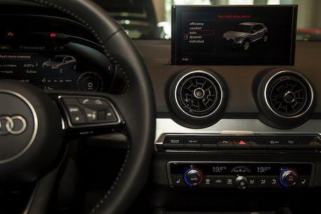 Audi Q2 - crossover nho hang sang chinh thuc ra mat tai Viet Nam - Anh 4