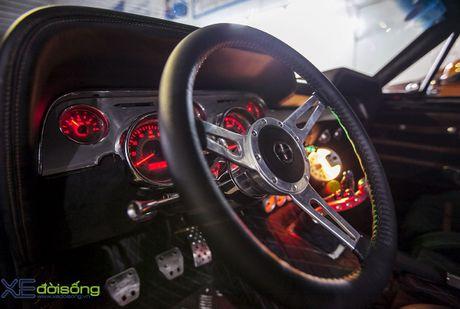 Ngam xe do khung Ford Mustang 'Eleanor' hon 500 ma luc o Sai Gon - Anh 12
