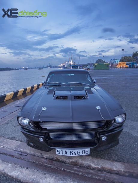 Ngam xe do khung Ford Mustang 'Eleanor' hon 500 ma luc o Sai Gon - Anh 14