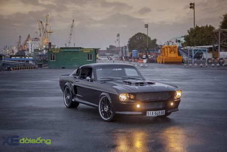 Ngam xe do khung Ford Mustang 'Eleanor' hon 500 ma luc o Sai Gon - Anh 2