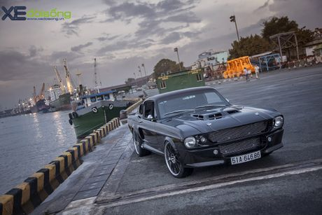 Ngam xe do khung Ford Mustang 'Eleanor' hon 500 ma luc o Sai Gon - Anh 3