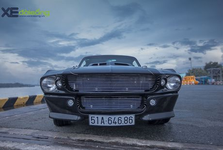 Ngam xe do khung Ford Mustang 'Eleanor' hon 500 ma luc o Sai Gon - Anh 4