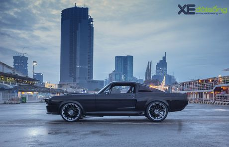 Ngam xe do khung Ford Mustang 'Eleanor' hon 500 ma luc o Sai Gon - Anh 5