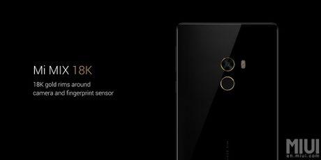 Xiaomi tung ra Mi MIX man hinh 6.4 inch tran 3 canh - Anh 10