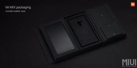 Xiaomi tung ra Mi MIX man hinh 6.4 inch tran 3 canh - Anh 11