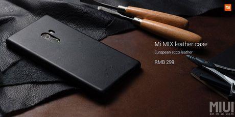 Xiaomi tung ra Mi MIX man hinh 6.4 inch tran 3 canh - Anh 12