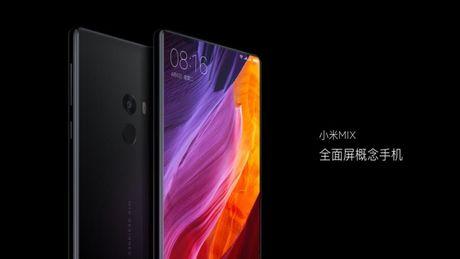 Xiaomi tung ra Mi MIX man hinh 6.4 inch tran 3 canh - Anh 4