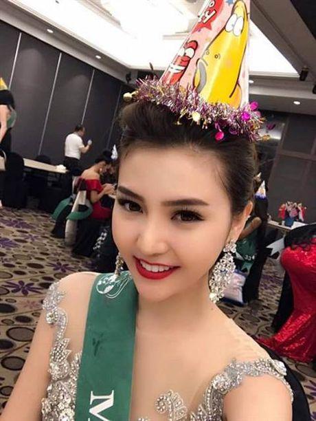 Ngoc Duyen xuat sac gianh ngoi vi cao nhat tai Miss Global Beauty Queen 2016 - Anh 5