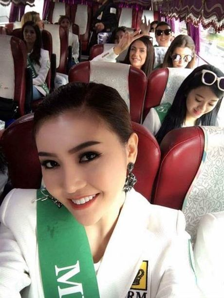 Ngoc Duyen xuat sac gianh ngoi vi cao nhat tai Miss Global Beauty Queen 2016 - Anh 6