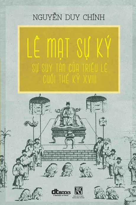 "Ra mat sach ""Le mat su ky"" va giao luu voi Tien si Nguyen Duy Chinh - Anh 1"