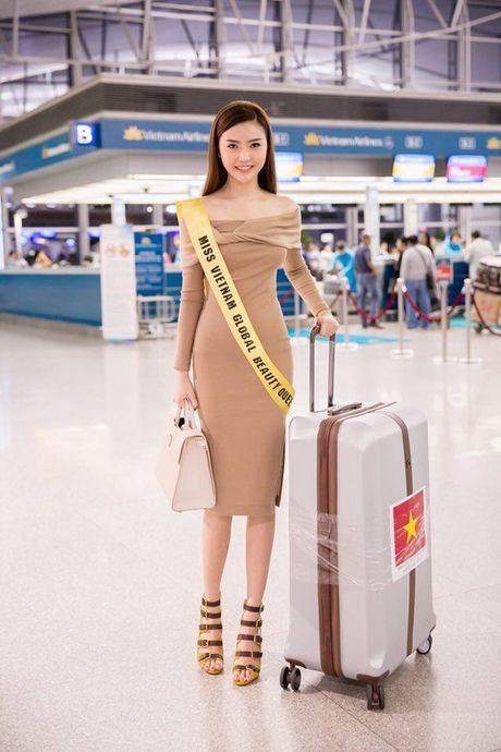 Ngam nhan sac hotgirl Viet vua dang quang Nu hoang sac dep toan cau 2016 - Anh 2