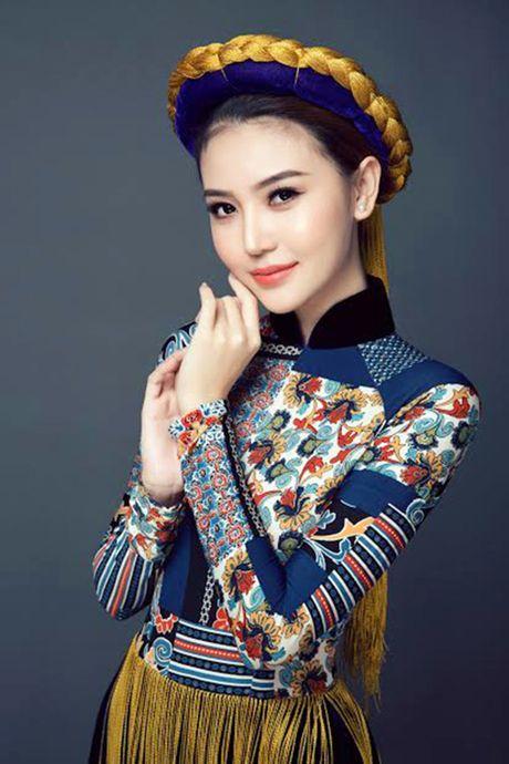 Ngam nhan sac hotgirl Viet vua dang quang Nu hoang sac dep toan cau 2016 - Anh 3