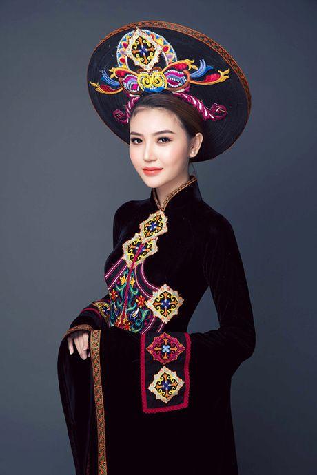 Ngam nhan sac hotgirl Viet vua dang quang Nu hoang sac dep toan cau 2016 - Anh 4