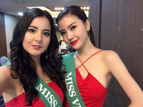 Ngam nhan sac hotgirl Viet vua dang quang Nu hoang sac dep toan cau 2016 - Anh 5