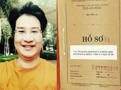 Truy to 4 bi can trong vu Giang Kim Dat - Anh 1