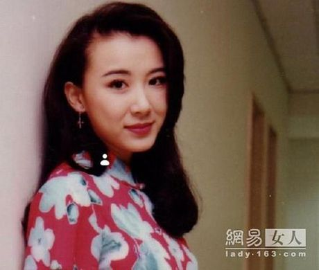 My nhan Dai loan 'dao keo hong' khoe dang dep nhu nu than - Anh 1