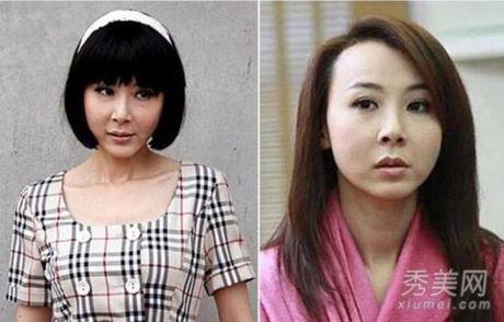 My nhan Dai loan 'dao keo hong' khoe dang dep nhu nu than - Anh 2