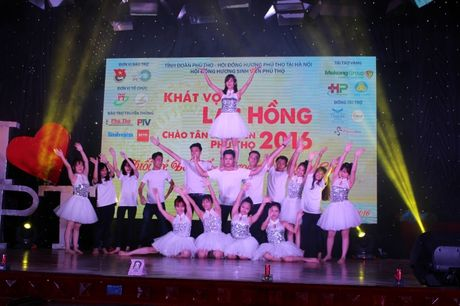 Khat Vong Lac Hong 2016: Tuoi tre Dat To - Ngoc sang nam chau - Anh 1