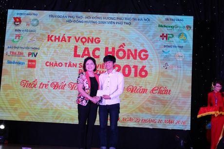 Khat Vong Lac Hong 2016: Tuoi tre Dat To - Ngoc sang nam chau - Anh 4